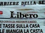 Mercoledì febbraio Sanremo, tante polemiche solita musica. Marò, torna solo l'ambasciatore. Governo, entro domenica