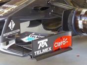 Test Bahrein Inizia sviluppo aerodinamico sulla Sauber