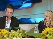 """Sanremo, soddisfazione Fazio Leone ascolti prima serata: """"Equilibrio sconvolto"""" blitz precari"""