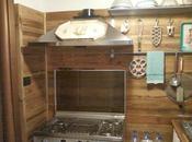 Cucina estiva taverna: summer kitchen tavern: