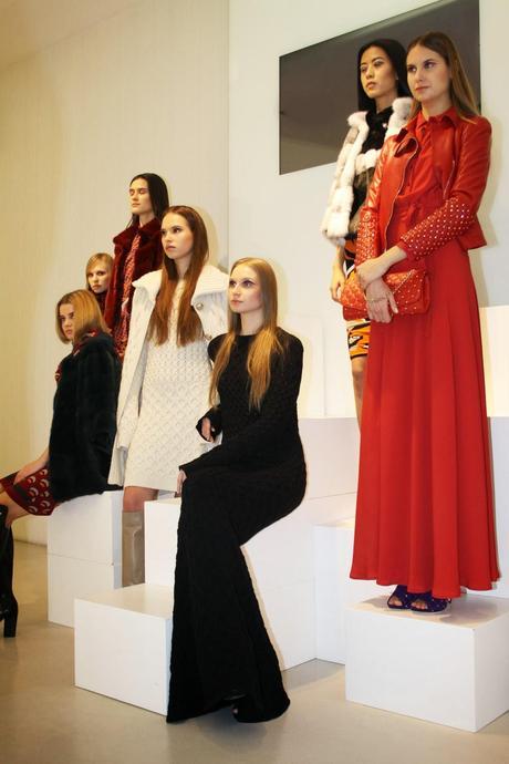 Milano moda donna who s who a i 2014 15 paperblog for Studio moda milano