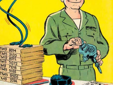 """Publishing presenta meglio Magazine"""": inaspettato Will Eisner fumettista l'esercito americano"""
