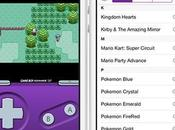L'emulatore Game GBA4iOS compatibile iPad pieno supporto