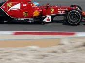 Test Bahrain, Alonso mattino