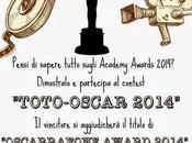 Toto Oscar 2014 Partecipa contest