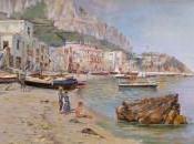 Antonino Leto, pittore errante Palermo Capri