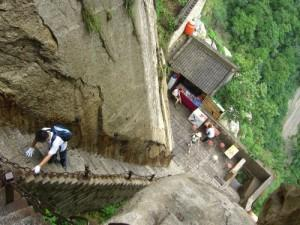 Escursione ad hua shan in cina paperblog for Cabine vicino a whiteface mountain