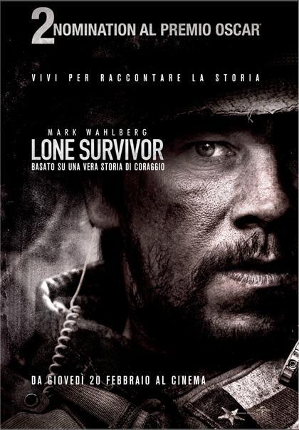 Locandina italiana Lone Survivor