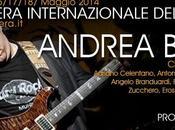 Andrea braido, chitarra unica