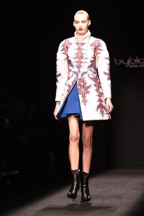 Milano moda donna byblos milano a i 2014 15 paperblog for Studio moda milano