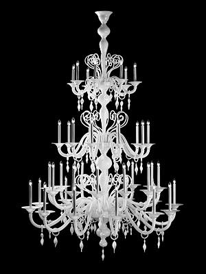 Lampadario design veneziano de majo illuminazione   paperblog