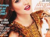 Leighton Meester copertina Glamour Italia Febbraio 2011