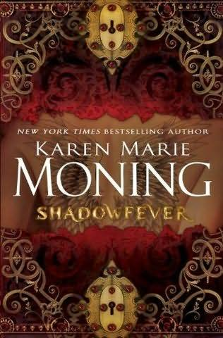 book cover of   Shadowfever    (MacKayla Lane, book 5)  by  Karen Marie Moning