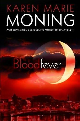 book cover of Bloodfever (Fever, book 2) by Karen Marie Moning
