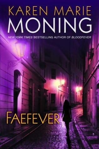 book cover of Faefever (Fever, book 3) by Karen Marie Moning