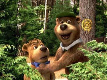 Ho visto: L'orso Yoghi