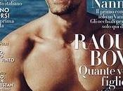 """""""Vanity Fair"""": anni Raoul Bova posare nudo ancora prova"""
