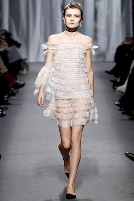 Paris Haute Couture: Chanel S/S 2011