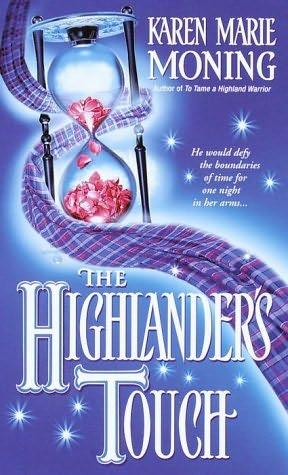 book cover of   The Highlander's Touch    (Highlander, book 3)  by  Karen Marie Moning