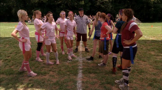 Review 2011 - Mean girls 2