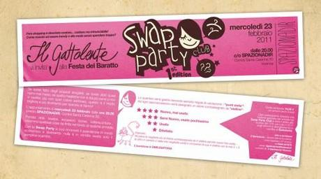"Swap Party a Vicenza si ""cambia stile""!!"