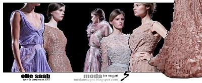 Le pagelle: ELIE SAAB HAUTE COUTURE SPRING SUMMER 2011