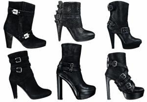 Total Black, tendenza dell'inverno 2011