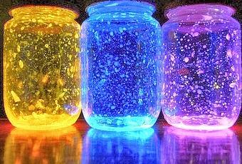 """""""Come trasformare i Barattoli di Vetro in Lampade Fluorescenti"""" - Paperblog"""