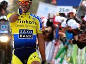 Contador spettacolo, scatta salita vince tappa della Volta Algarve
