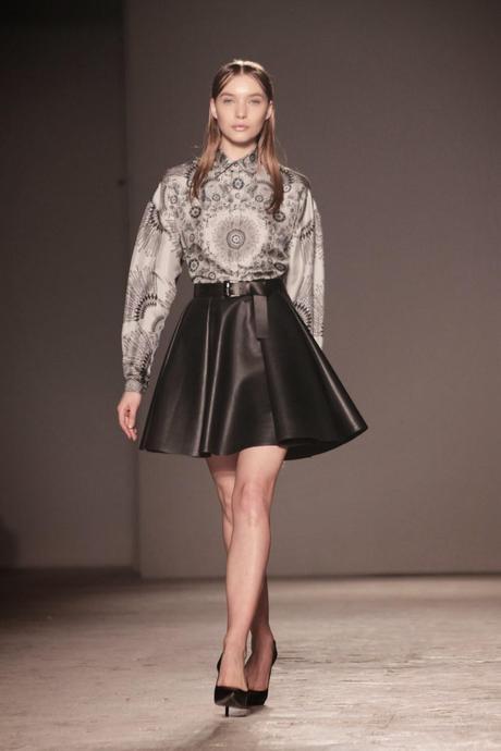Milano moda donna cristiano burani a i 2014 15 paperblog for Mode milano