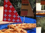 Swiss Cheese Parade Contest Street Food