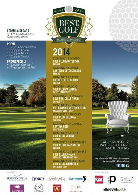 NEWS. BEST of GOLF