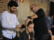 L'Oreal Professionnel Backstage: primi giorni Milano Moda Donna