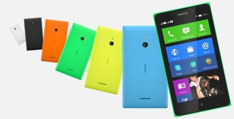 X, X+ e XL: i nuovi Nokia con SO Android!