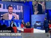 Matteo Salvini gaffe sessista Marianna Madia