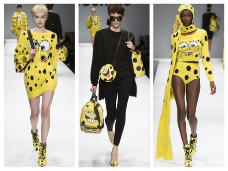 This is the new flavour, Moschino Fall/Winter 2014-15