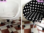 "IKEA Hack: ""nuova"" sedia SKRUVSTA"