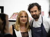 Carlo Cracco super ospite party LORIBLU durante Milano Fashion Week