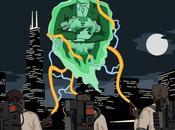 "splendido omaggio Harold Ramis Egon Spengler ""suoi"" Ghostbusters"