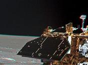 Cala terza notte lunare sulla missione cinese Chang'E Yutu muove!