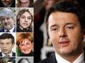 Ministri Governo Renzi: anni media otto donne