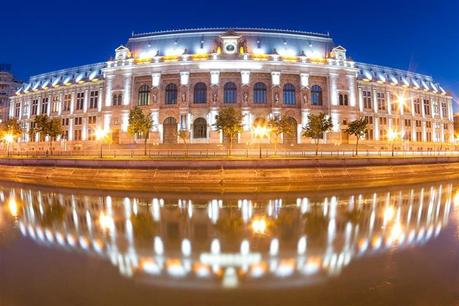 The Palace of Justice Bucarest