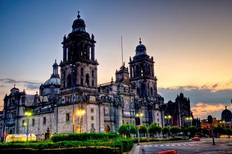 Mexico_City_ Cattedrale