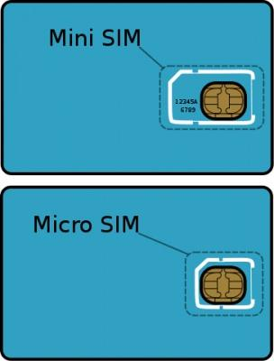 simkort iphone 5s