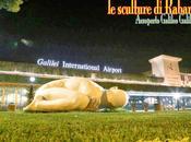 statue Rabarama, all'aeroporto Pisa