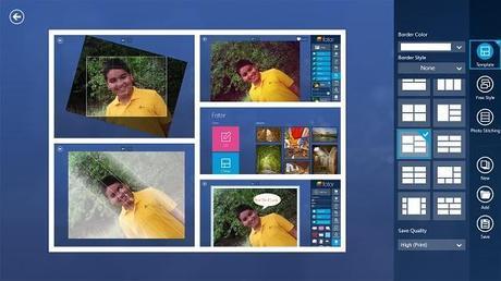 Fotor: nuovo programma per modificare gratis le immagini su Windows 8.1