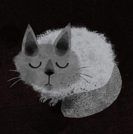 lone-grey-cat