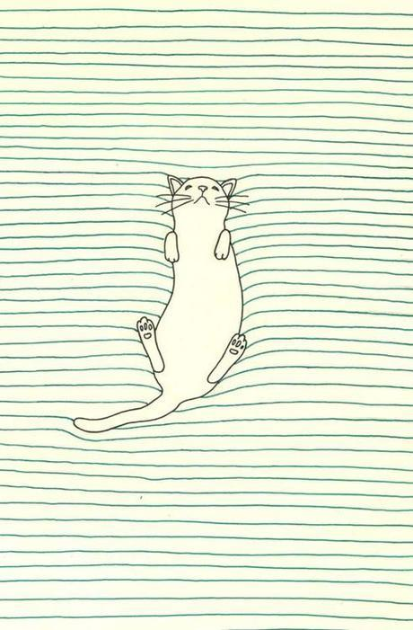 cat illustration 3