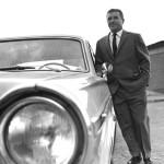 Ferenc Puskas and his car