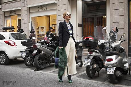 Smilingischic | Chic Woman | MFW14/15
